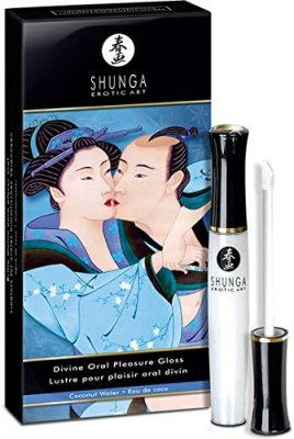 Shunga Divine Oral Pleasure Gloss